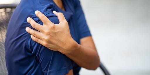 Free Shoulder Pain Workshop, Altoona