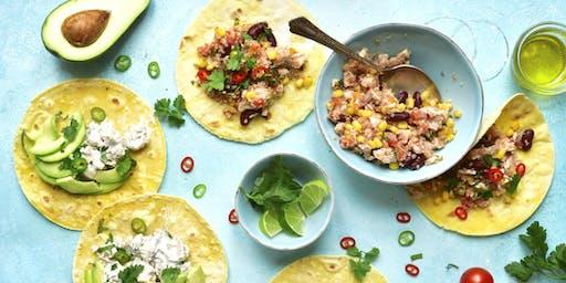 Kid's Kitchen: Santa's Street Tacos
