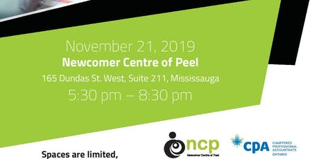 CPA - Speed Networking Event tickets