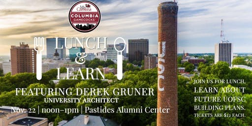 Lunch and Learn w/ the Columbia Gamecocks!