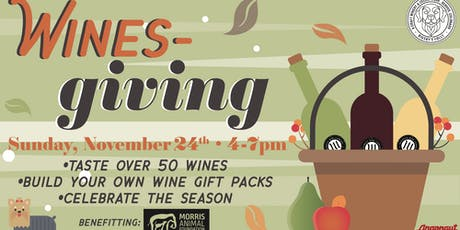 Wines-Giving at Bigsby's Folly tickets
