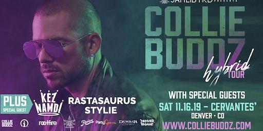 Collie Buddz - Hybrid Tour w/ Keznamdi, Rastasaurus, Stylie