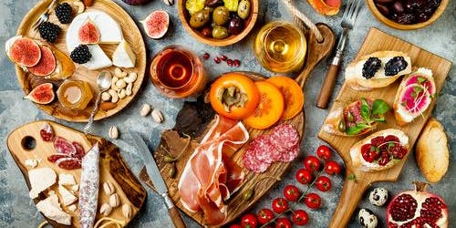 Platters & Boards:  Inspired Holiday Entertaining