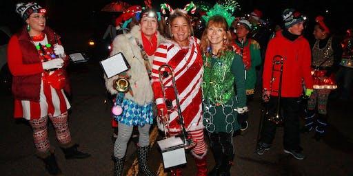Los Alamos WinterFest Holiday Lights Parade 2020