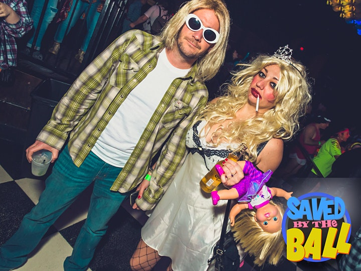 Saved By The Ball 2021: Tampa's BIGGEST '90s Party! image