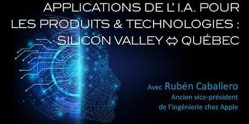 Applications de L'I.A. - Applications of A.I.