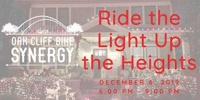 Ride the Light Up the Heights