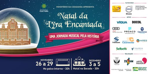 Natal da Lyra Encantada