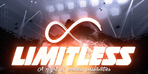 VICE VERSA ENTERTAINMENT X GHANAIAN SOCIETY PRESENTS: LIMITLESS