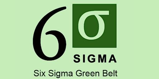 Lean Six Sigma Green Belt (LSSGB) Certification Training in Regina, SK