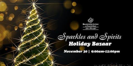 Sparkles & Spirits  Holiday Bazaar
