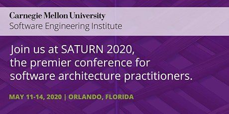 Sponsor the SATURN Conference 2020 tickets