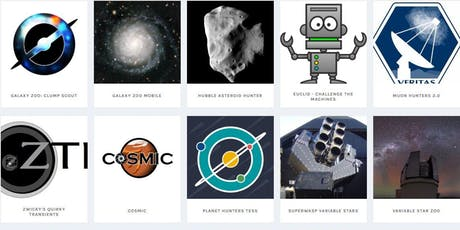 Zooniverse: From Planets to Penguins tickets