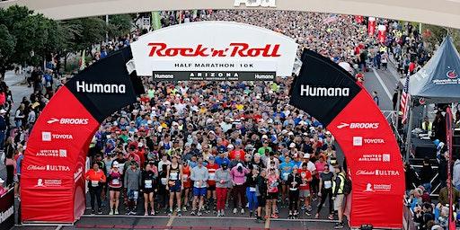 HUMANA ROCK 'N' ROLL ARIZONA MARATHON & ½ MARATHON CELEBRATES 17 YEARS OF RUNNING