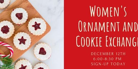 Women's Ornament and cookie Exchange! tickets