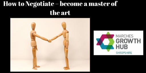 How to Negotiate – become a master of the art