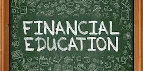 Financial Literacy Series -- Fall 2019 tickets