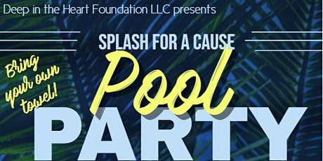 Splash for a Cause tickets