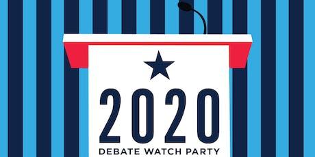 Harlem Debate Watch Party tickets