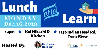 Kathleen The Mortgage Lady Lunch and Learn