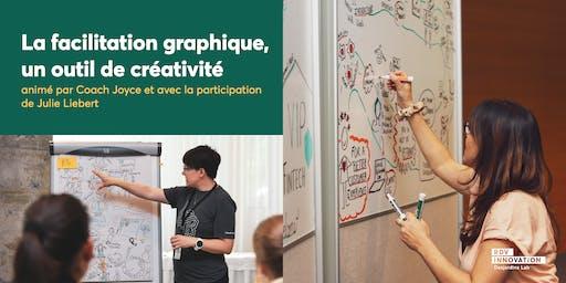 Atelier Coach Joyce: « La facilitation graphique, un outil de créativité » (Lévis)