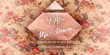 Up & Down New Years Eve 2020 Party tickets