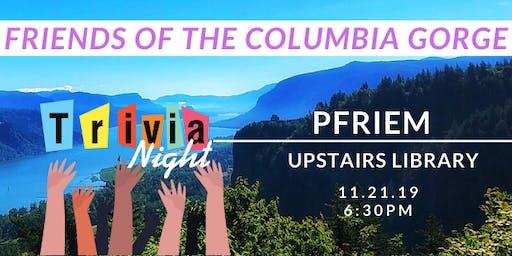 Columbia Gorge Trivia Night at pFriem