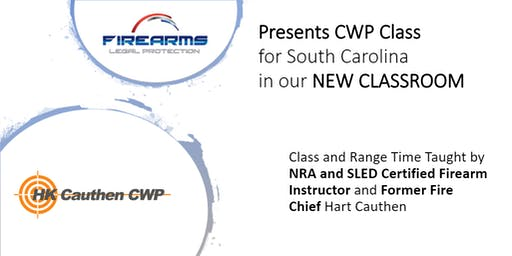 Concealed Weapon Permit Class with Range Time