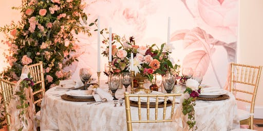 A Crystal Clear Vision Wedding Expo-- Presented by:  Waterford Event Rentals