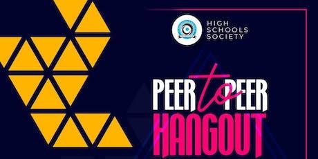 Peer2Peer Hangout tickets