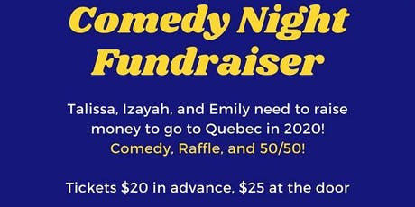 Comedy Night fundraiser with Matthew Murray tickets
