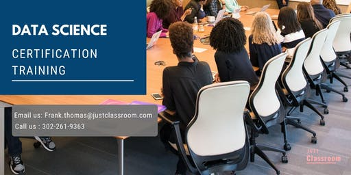Data Science Classroom Training in Penticton, BC