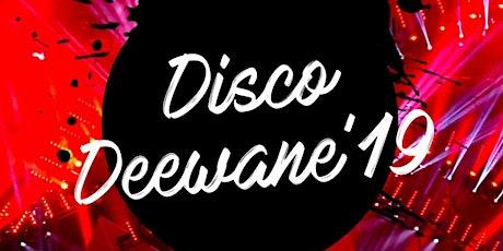 Disco Deewane '19 tickets
