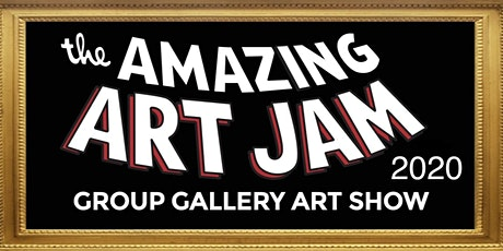 the Amazing Art Jam 2020 tickets
