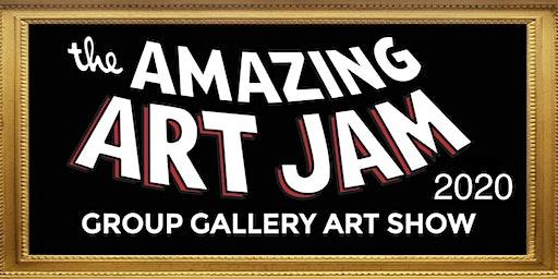 the Amazing Art Jam 2020