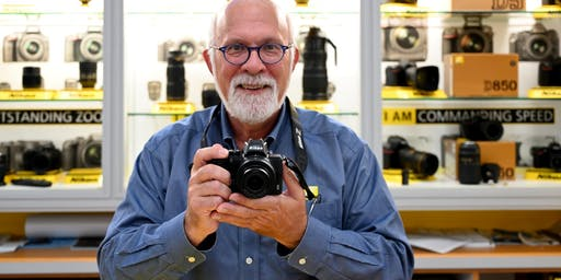 Meet the Nikon Z50 Tour, Hunt's Photo, Cambridge
