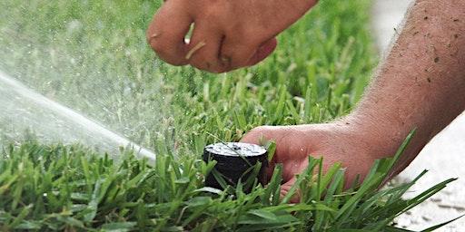 Basic Irrigation Operations and Maintenance