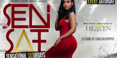 Sensational Saturday's at Heaven Luxury Lounge