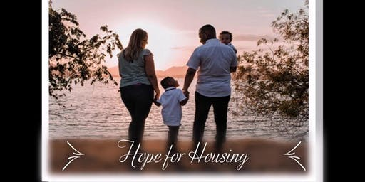 """""""Hope for Housing"""" Wine Tasting and Silent Auction Fundraiser"""