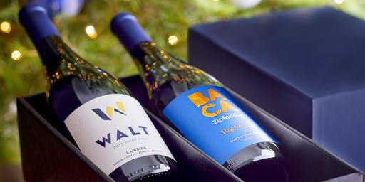 WALT | BACA  Healdsburg Holiday Open House