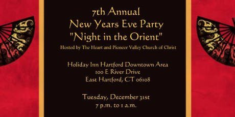 GHCOC 7th Annual New Year's Eve Party tickets