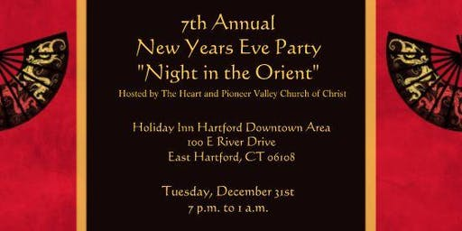 GHCOC 7th Annual New Year's Eve Party