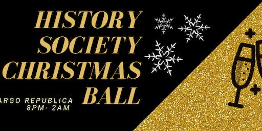 UCL History Society Christmas Ball