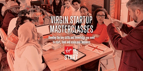Virgin StartUp Masterclass: How to build a knockout brand tickets