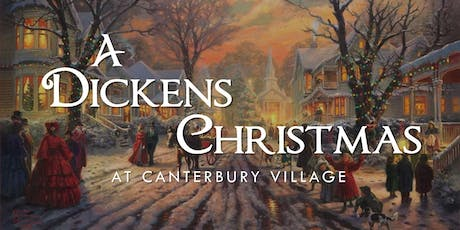 A Dickens Christmas tickets