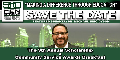 900 Men Strong Scholarship & Community Service Awards Breakfast  tickets