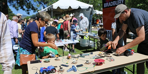 Los Alamos ScienceFest Discovery Day 2020