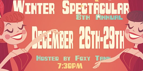 Brazen Belles 8th Annual Winter Sperctacuar tickets