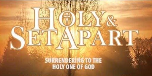Holy & Set Apart