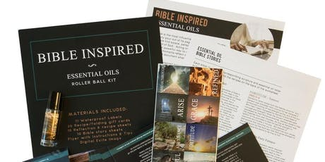 Oils of the Bible tickets